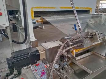 PVA水溶膜钢带机